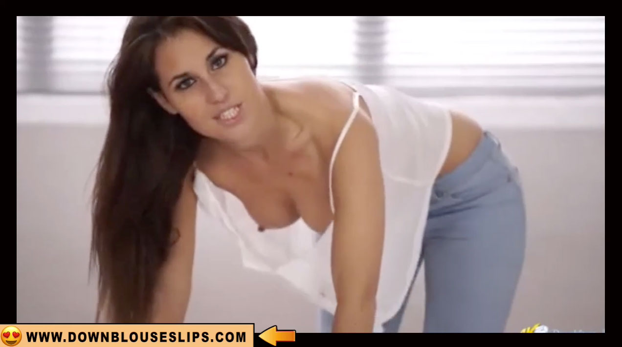 Downblouse Slips Video
